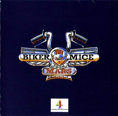 AOR Night Drive Biker Mice From Mars Jeff Scott Soto