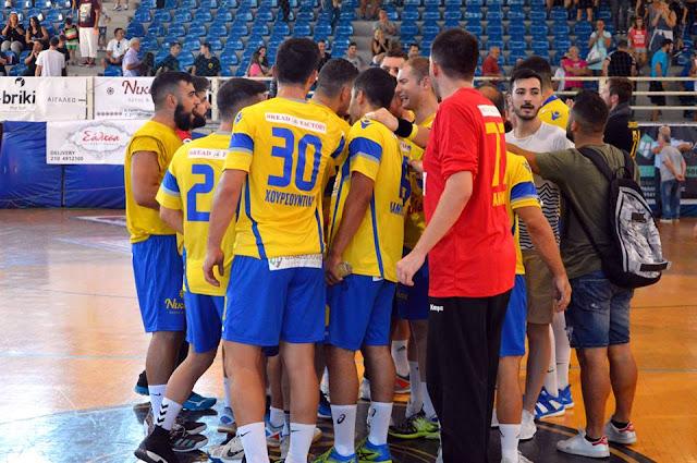 Ήττα εκπληξη του  Διομήδη από τον Άρη Νίκαιας - Ένσταση για το τελευταίο γκολ της γηπεδούχου ομάδας