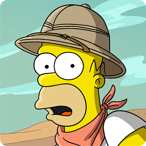 the simpsons tapped out mod apk unlimited donuts and money 2017