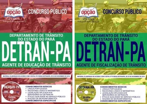 Apostila Concurso DETRAN-PA 2019