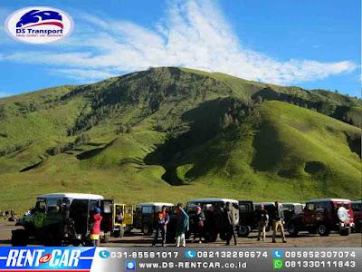 Sewa Mobil Untuk Berwisata di Gunung Bromo Probolinggo harga paket wisata gunung bromo lokasi gunung bromo bukit teletubis