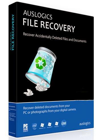 Auslogics File Recovery 5.4.0.0 + Key