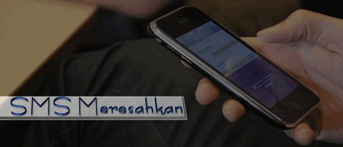 Hukum SMS Meresahkan Yang Sering Beredar