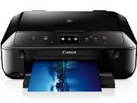 Canon PIXMA MG6800 Driver Download - Linux, Windows, Mac