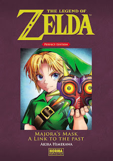 The Legend of Zelda Perfect Edition: Majora's Mask