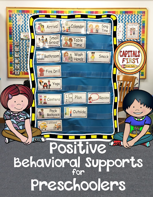 Positive Behavioral Supports for PreK Classrooms