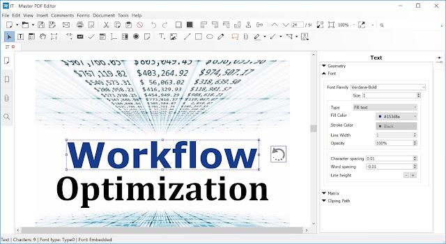 Master PDF Editor 4 Free Download