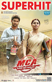 MCA Middle Class Abbayi (2017) Hindi Dual Audio UnCut HDRip | 720p | 480p