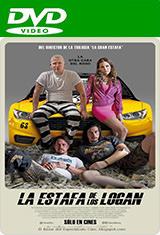 Logan Lucky (2017) DVDRip Latino AC3 5.1