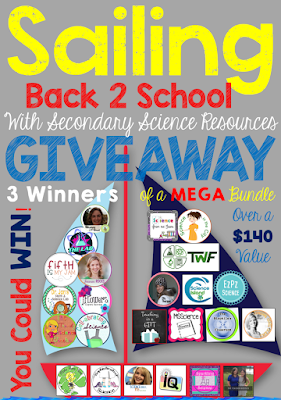 Science Giveaway