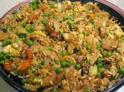 cara membuat nasi goreng enak dan sederhana
