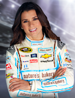 Patrick Leads Most Laps By A Female - #nascar