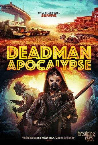 Deadman Apocalypse (2016) ταινιες online seires oipeirates greek subs