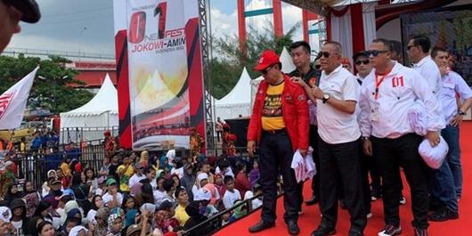 Ryamizard: Jokowi Tidak Pernah Terlibat PKI dan Tak akan Melarang Azan