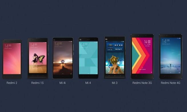 Cara Root Ponsel Xiaomi Mi 3, Mi 4, Mi 5, Mi Max, dan Mi Note
