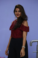 Pavani Gangireddy in Cute Black Skirt Maroon Top at 9 Movie Teaser Launch 5th May 2017  Exclusive 012.JPG