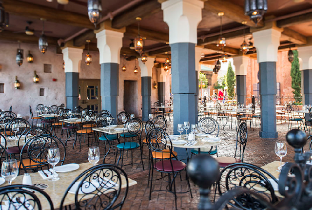 Restaurante Spice Road Table na Disney em Orlando