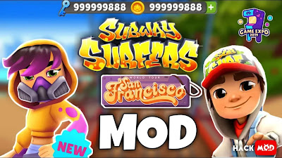 Hack Subway Surfers San Francisco 2019 Unlimited Keys And Coins Android And Ios Hack Games