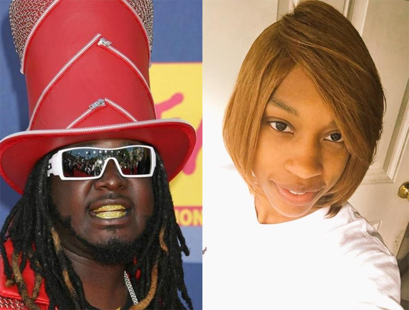 Man stabs T-pain's niece to death inside pharmacy