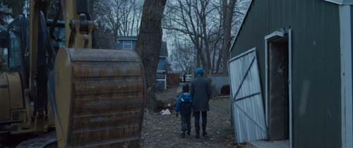 Jacob Tremblay, Brie Larson in Room
