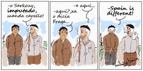 Quero ser francés!