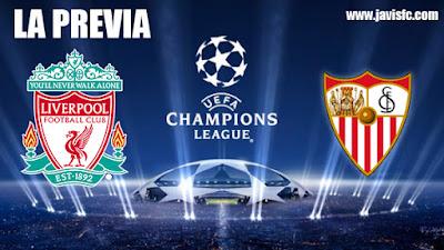 Previa Liverpool - Sevilla FC