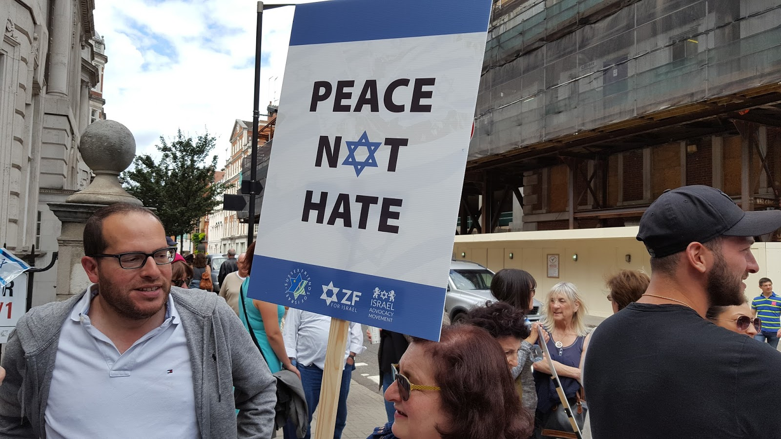 Howie's Corner: A March for Peace Not HateMarch For Peace