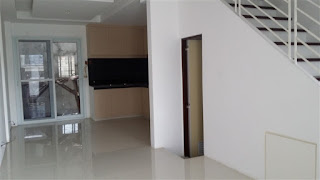 ground floor of townhouse for sale in Tandang Sora, Quezon City