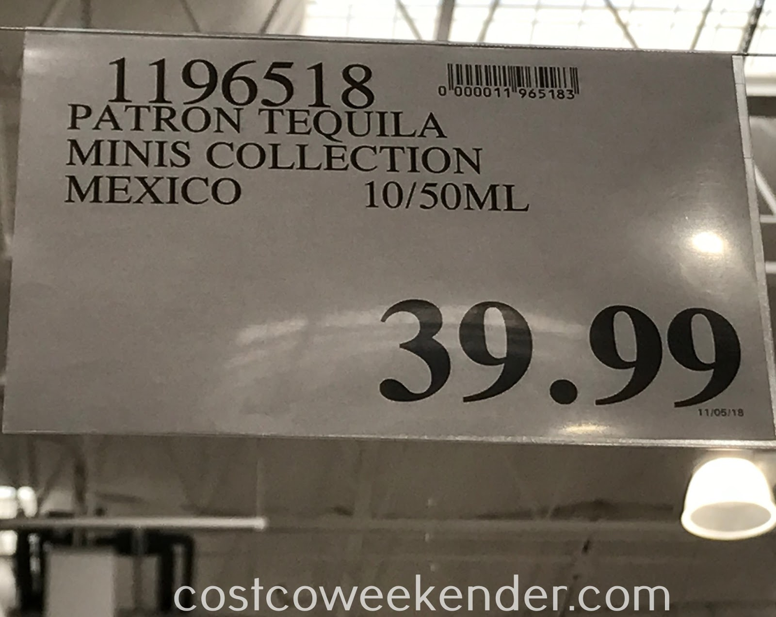 Deal for the Patron Tequila Limited Edition Gift Pack at Costco