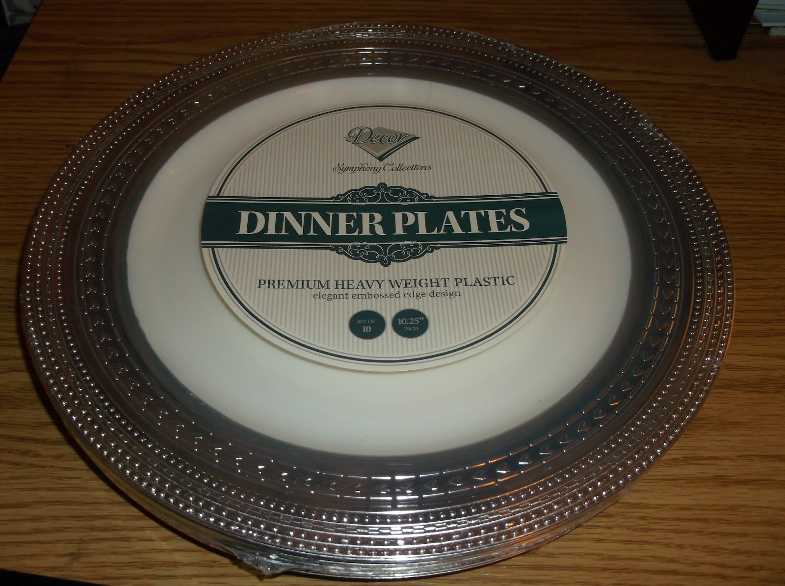 I use a lot of paper plates in my home mostly as it is an easy clean up and no dishes being put in the dishwasher although I know it is not ... & Missys Product Reviews : Posh Party Supplies
