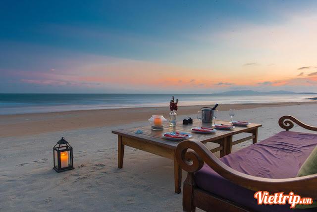 Bãi biển Hồ Tràm xinh đẹp luôn thu hút du khách