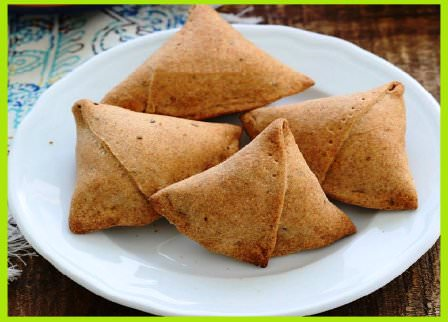 Baked Samosa at Home
