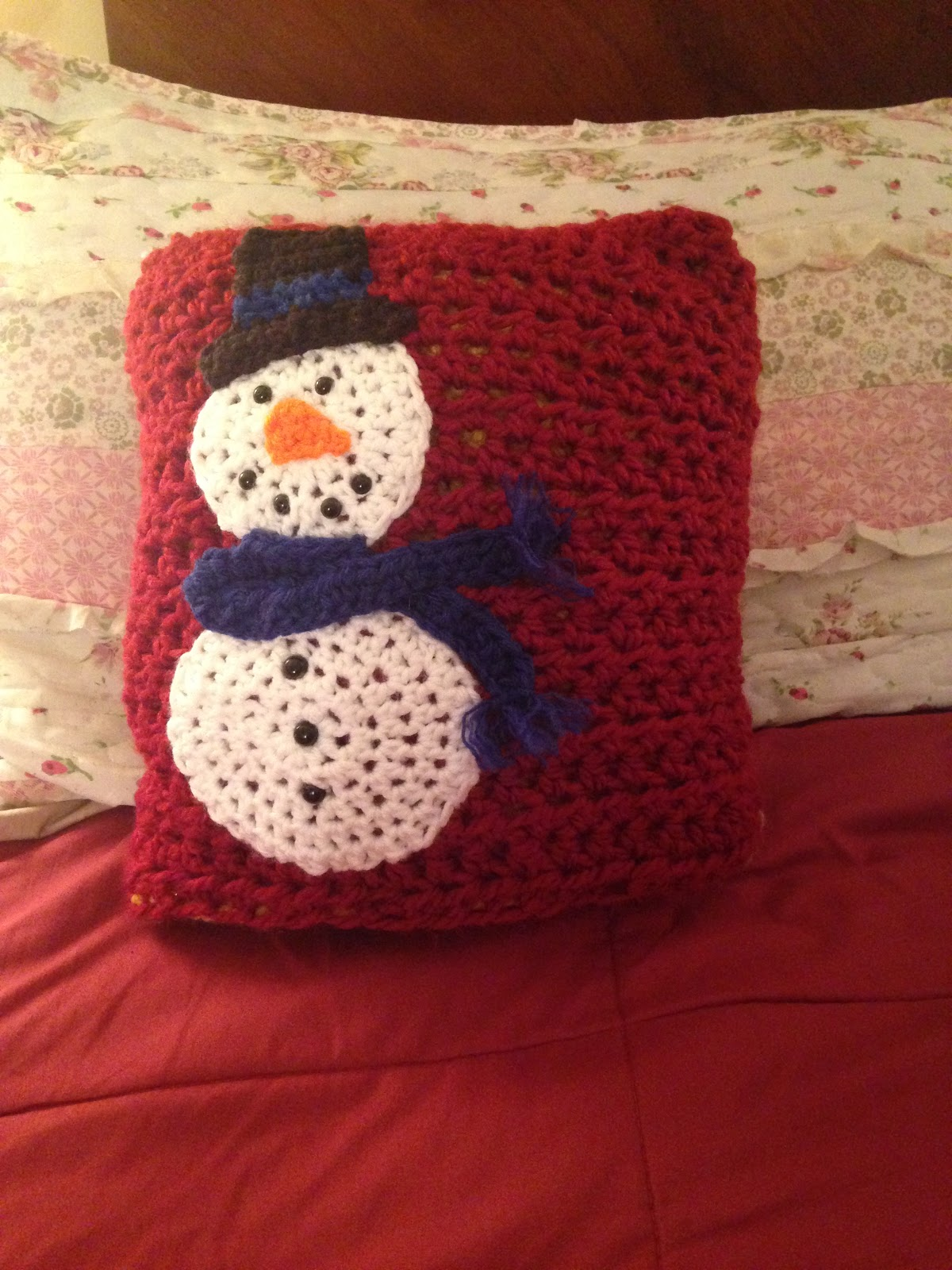 The Perfect Stitch...: All-In-One Four Seasons Pillow