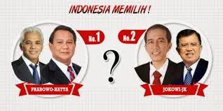 Rekapitulasi Perolehan Suara Pilpres 2014 di Pulau Jawa