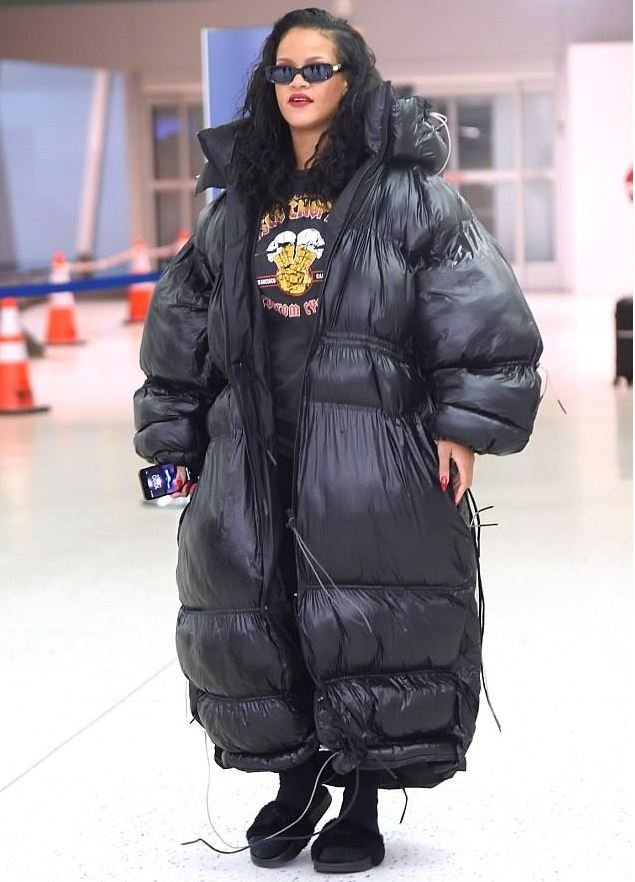 photos-of-rihanna-wearing-oversized-padded-jacket-in-nyc