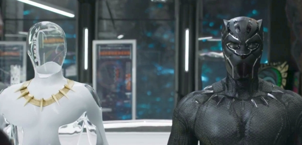 Image result for black panther suit