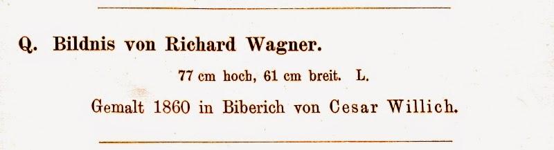 Otto Wesendonck: Gemälde-Sammlung von Otto Wesendonck in Berlin. Katalog A. Berlin 1888