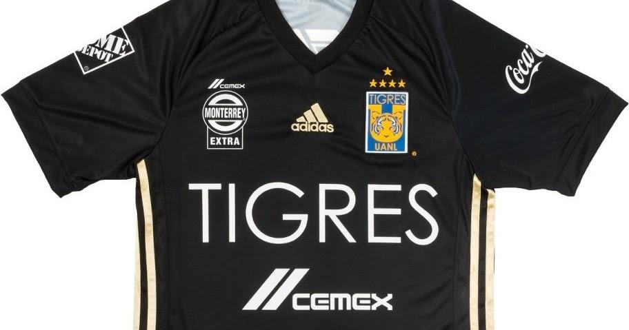 c4cab82835 Adidas lança a nova terceira camisa do Tigres UANL - Show de Camisas