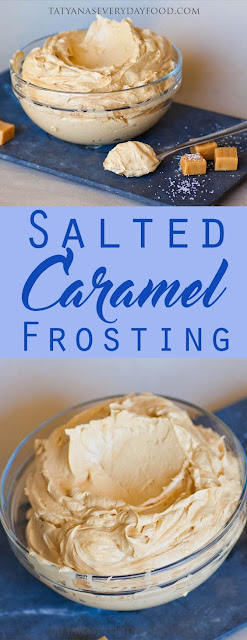 Salted Caramel Frosting Recipe