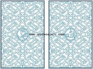 model+islami+teralis+railing+alumunium+cor