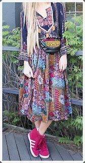 Elişi Elbise Modelleri - Moda Tasarım 5