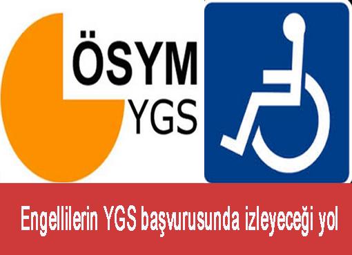 Engellilerin YGS başvurusunda izleyeceği yol