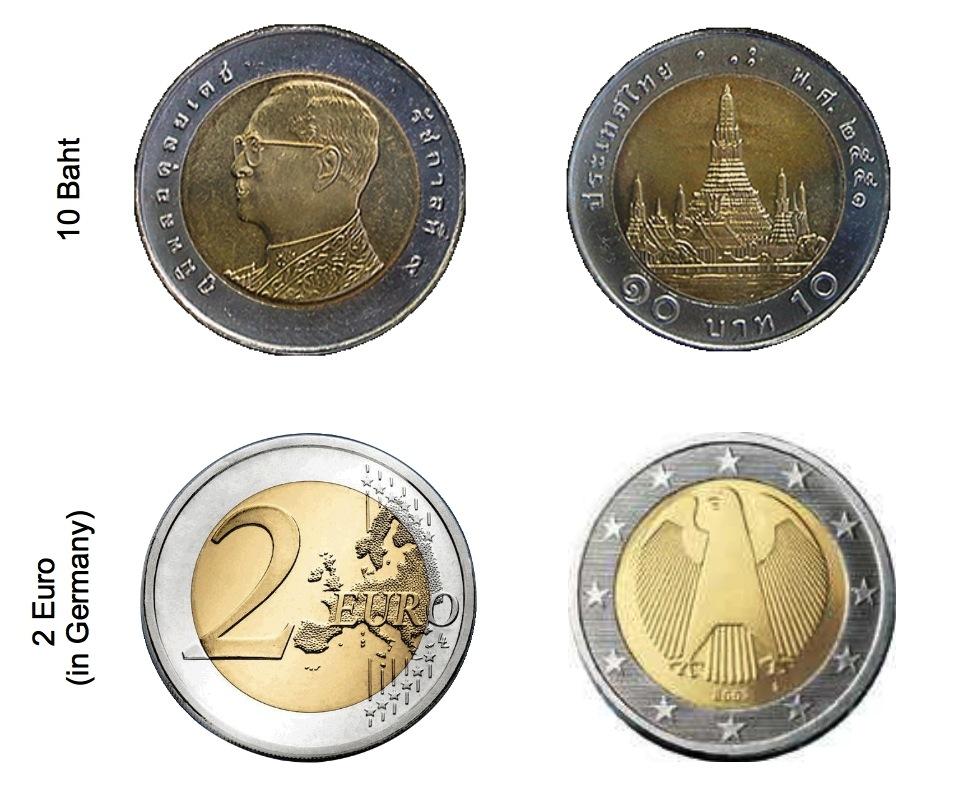 120 Baht In Euro