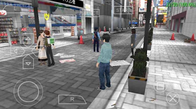 Download Akibas Trip Plus PPSSPP Android High Compress