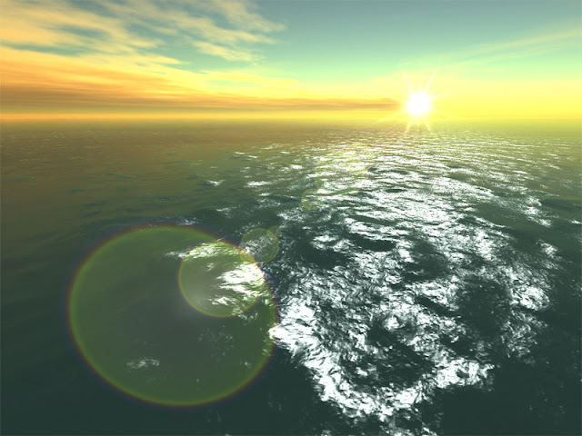 Fantastic Ocean 3D Screensaver Full
