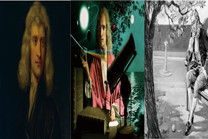Isaac Newton ilmuwan yang sangat berpengaruh sepanjang sejarah