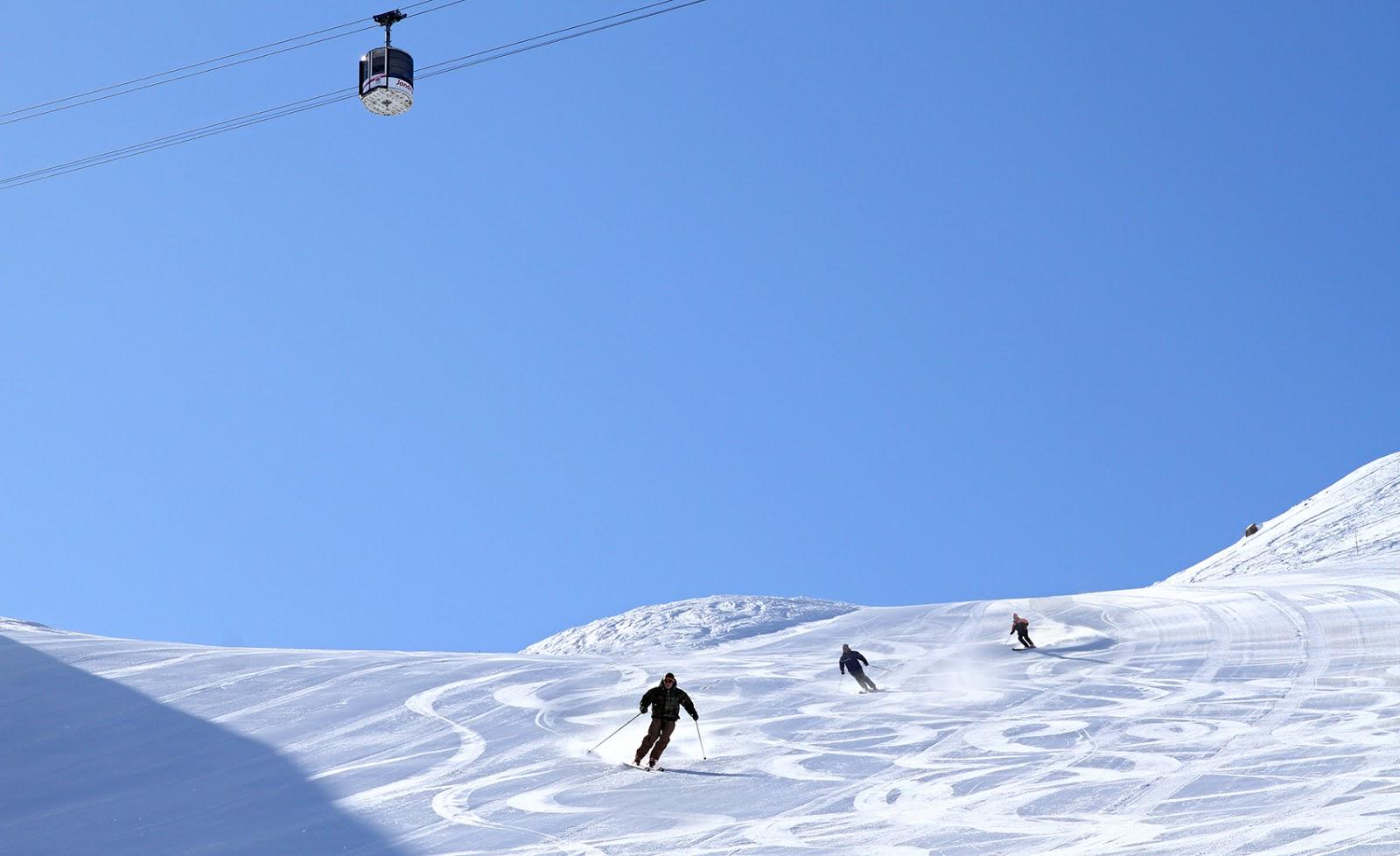 sci estivo les deux alpes