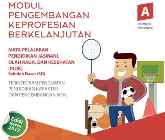 Modul PKB PJOK SMP Revisi 2017