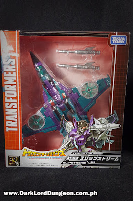Takara Decepticon Slipstream box