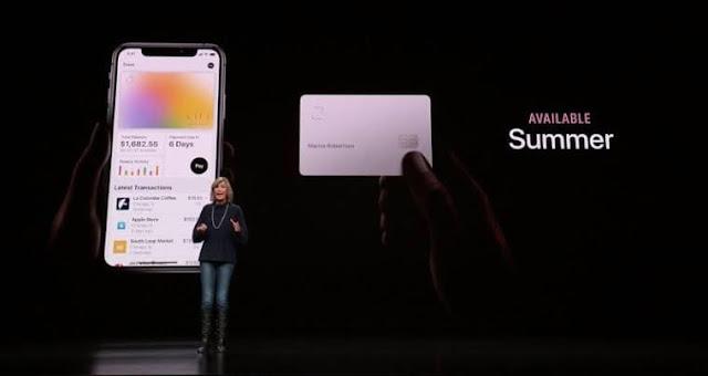 Apple  Apple card